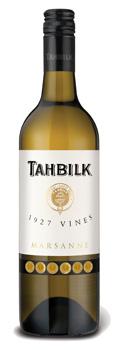 Tahbilk 1927 Vines Marsanne 2012