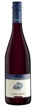 Thanisch Spaetburgunder Pinot Noir Rotwein Trocken 2014