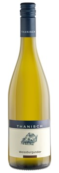 Thanisch Weissburgunder (Pinot Blanc) Trocken 2013