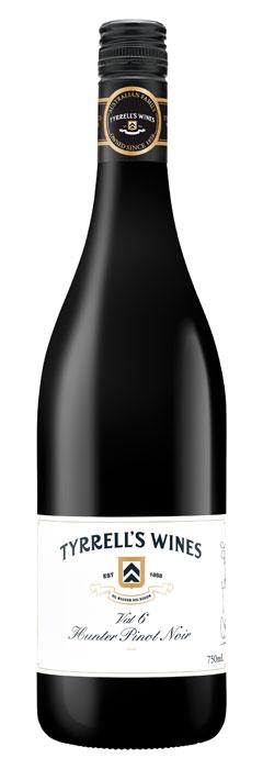 Tyrrell's VAT 6 Pinot Noir 2005
