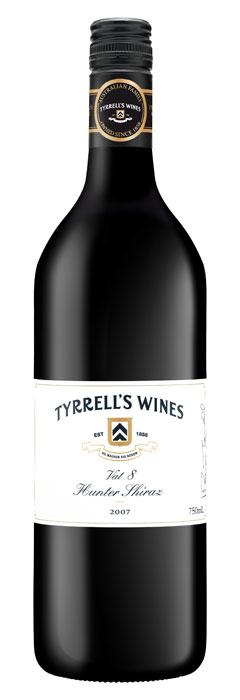 Tyrrell's VAT 8 Shiraz Cabernet 2018