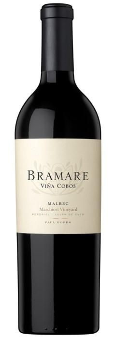 Vina Cobos Bramare Marchiori Vineyard Malbec 2016