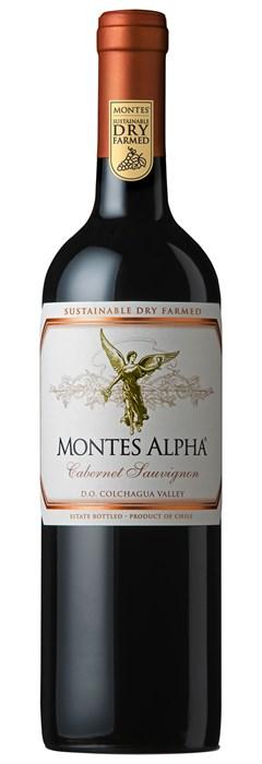 Montes Alpha Cabernet Sauvignon 2017