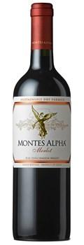 Montes Alpha Merlot 2015