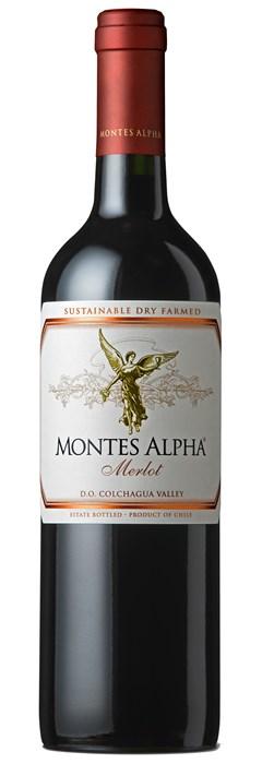 Montes Alpha Merlot 2016