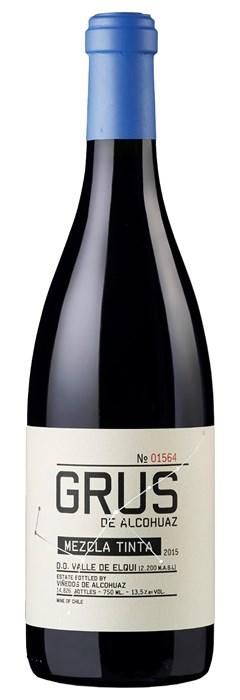 Vinedos de Alcohuaz 'Grus de Alcohuaz' Mezcla Tinta 2016