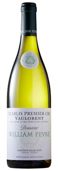 William Fevre Vaulorent Chablis Premier Cru 2015