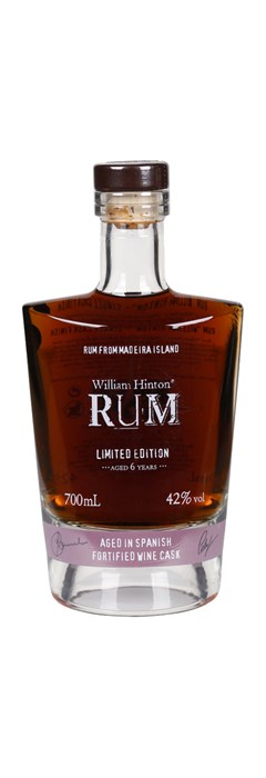William Hinton 6 Ans Spanish Fortified Wine Single Cask
