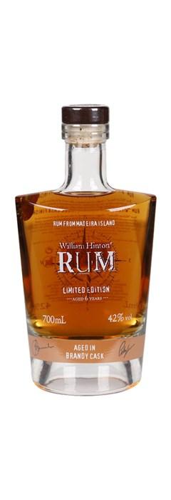William Hinton 6 Ans Brandy Single Cask