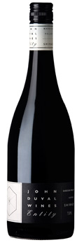John Duval Entity Barossa Valley Shiraz 2015