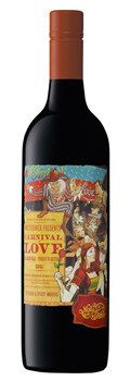 Mollydooker Carnival of Love 2017