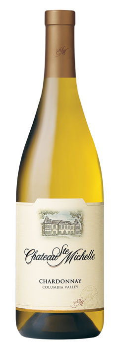Sainte Michelle Columbia Valley Chardonnay 2018